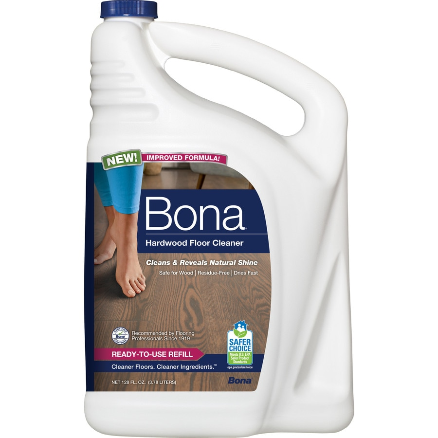 Shop Bona 128 Fl Oz Wood Cleaner At