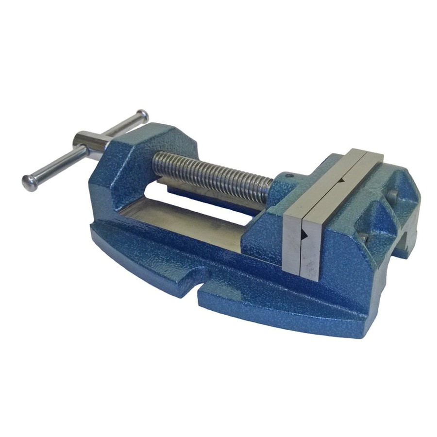 Yost 5-in Cast Iron Drill Press Vise