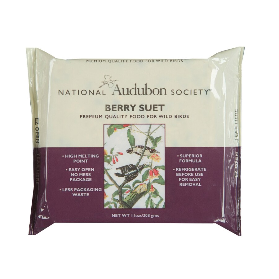 National Audubon Society 11-oz Berry Suet