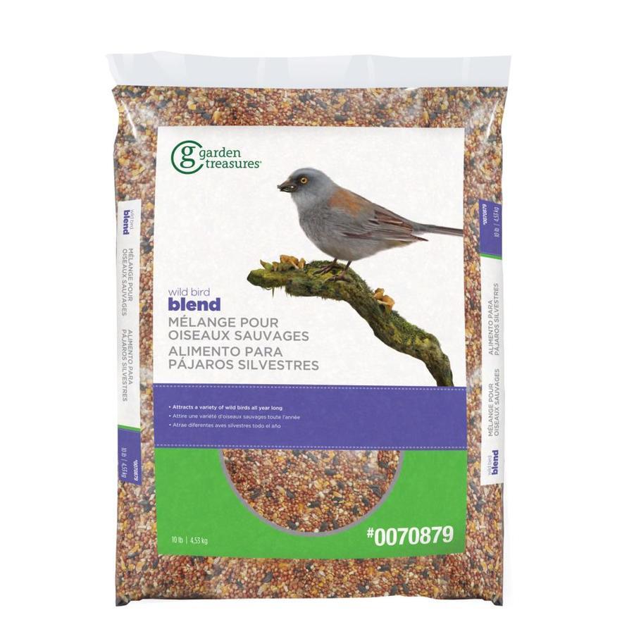 Garden Treasures Wild 10-lb Bird Seed Bag (Millet)