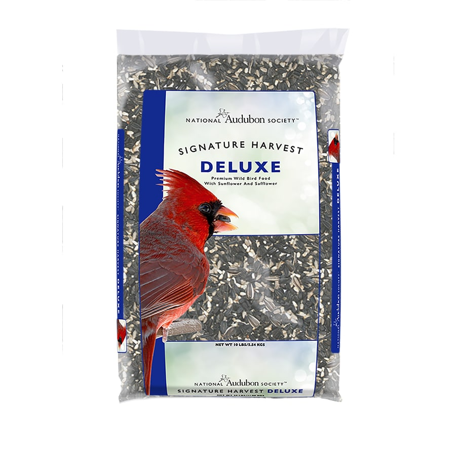 National Audubon Society Signiture Harvest Deluxe Wild 10-lb Bird Seed Bag