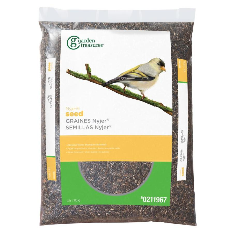 Garden Treasures 8-lb Bird Seed Bag (Thistle Seed)