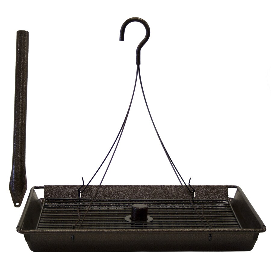 Garden Treasures Metal Platform Bird Feeder