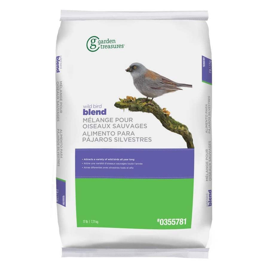 Garden Treasures Wild 17-lb Bird Seed Bag (Insect and Fruit)