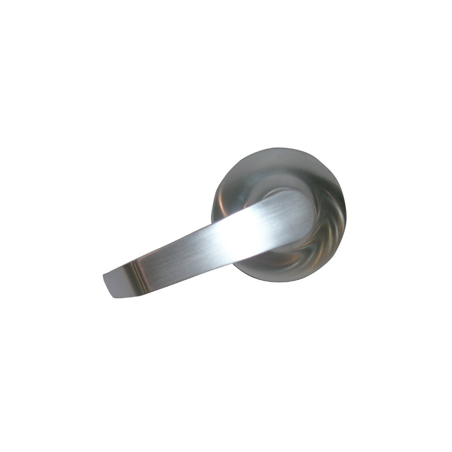 TELL MANUFACTURING, INC. Commercial Satin Chrome Dummy Door Lever