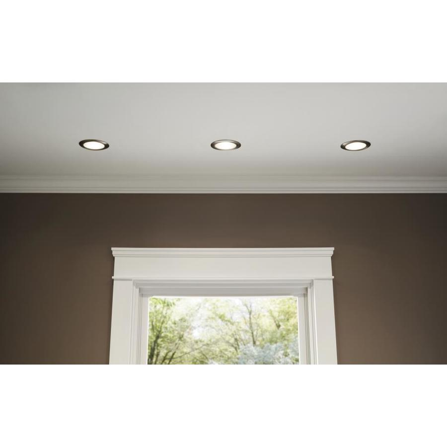 Kichler Baffle Recessed Light Trim 30515 Fits Housing Diameter: 4-in