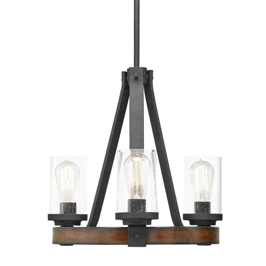 Shop Kichler Lighting Barrington 17.99-in 3-Light ...
