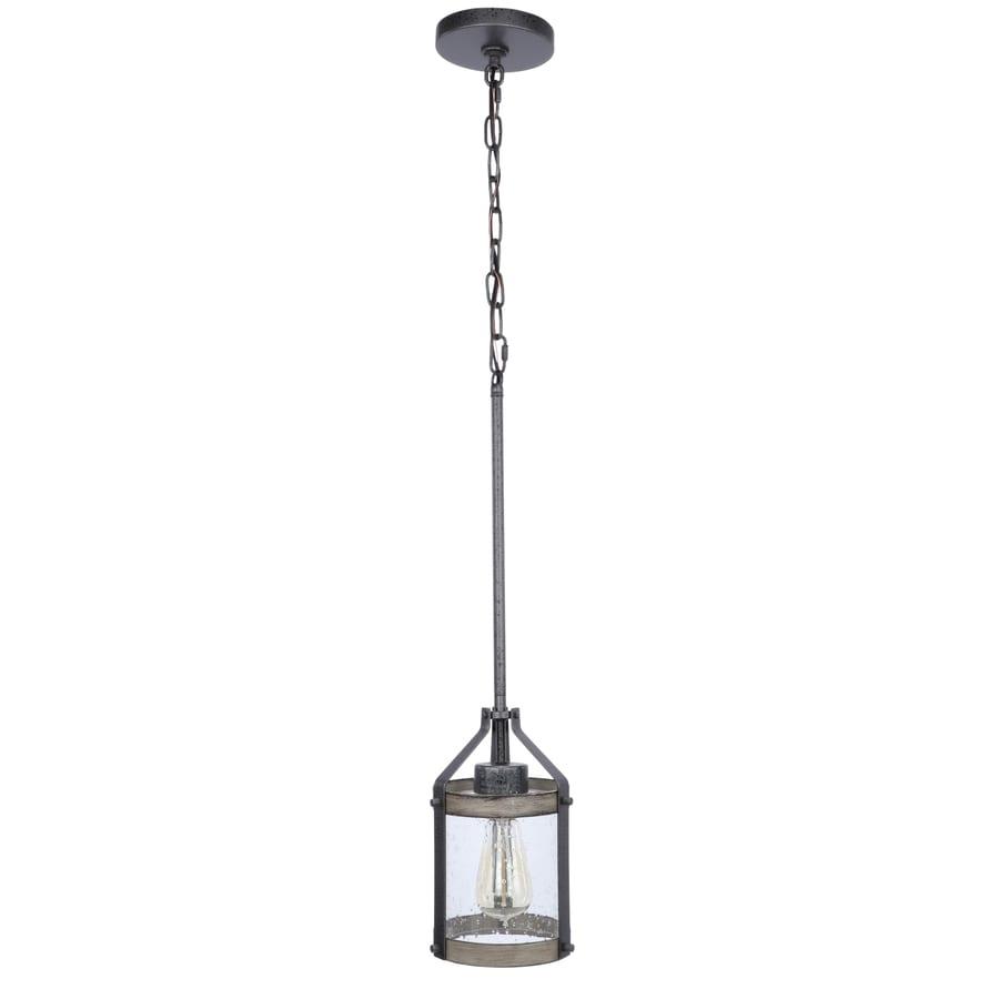 Shop Kichler Lighting Barrington 55 In Anvil Iron And