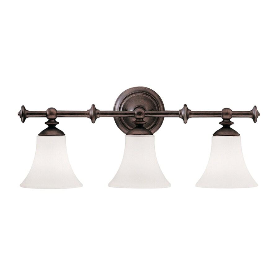 Kichler Lighting Hamden 1-Light Olde Auburn Bell Vanity Light