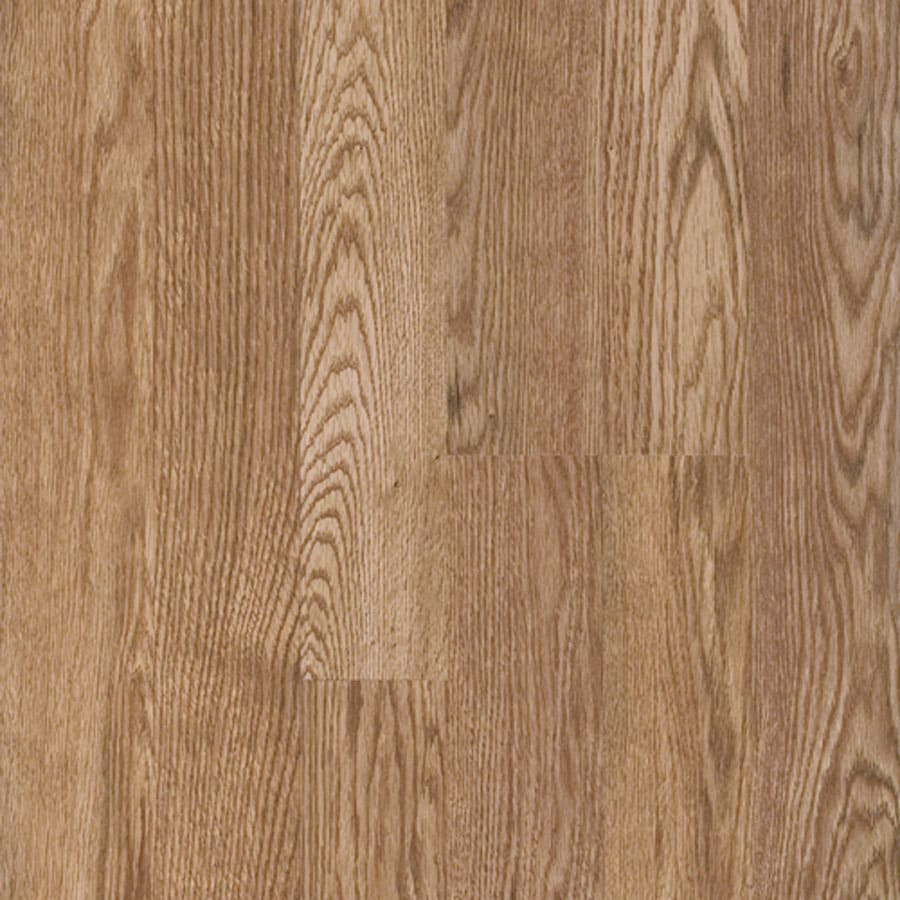 Pergo MAX 7.61-in W x 3.96-ft L Antique Oak Embossed Laminate Wood Planks