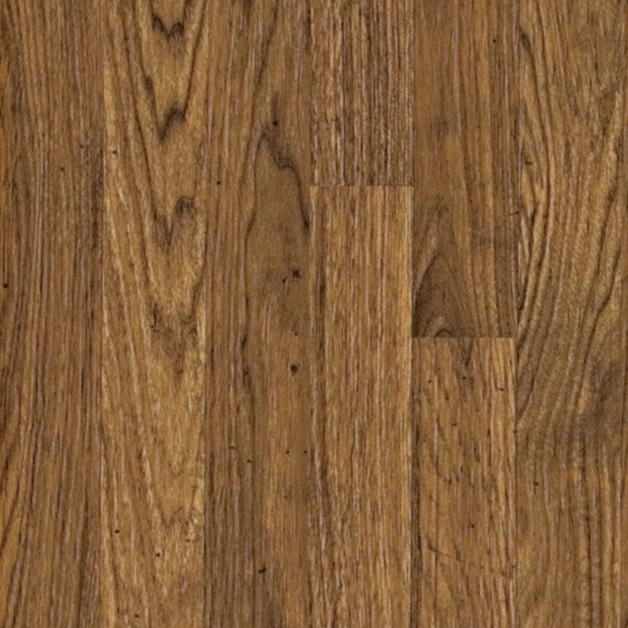 Shop Pergo Max 7 61 In W X 3 96 Ft L Historic Hickory Wood