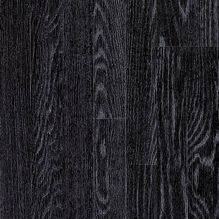 Pergo MAX 7.61-in W x 3.96-ft L Ebonized Oak Wood Plank Laminate Flooring