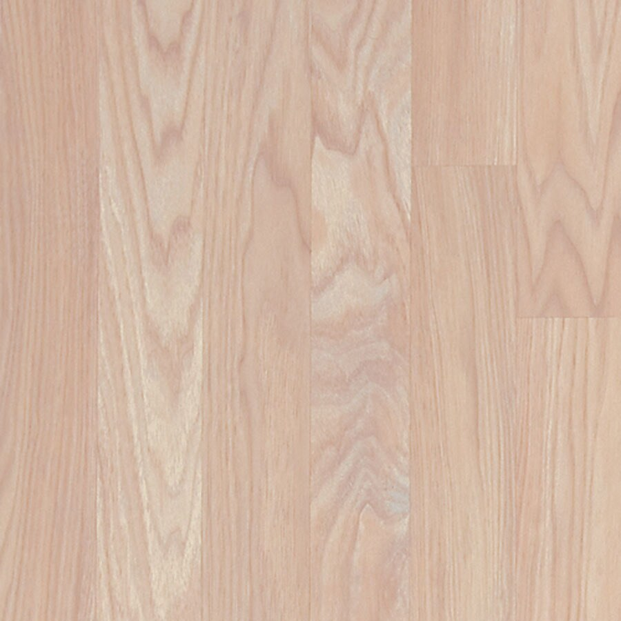 Pergo MAX 7.61-in W x 3.96-ft L Blush Oak Embossed Wood Plank Laminate Flooring