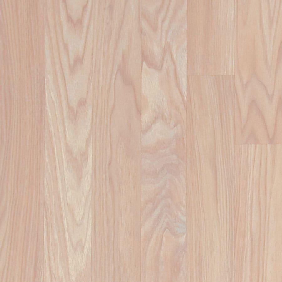 Pergo MAX 7.61-in W x 3.96-ft L Blush Oak Wood Plank Laminate Flooring
