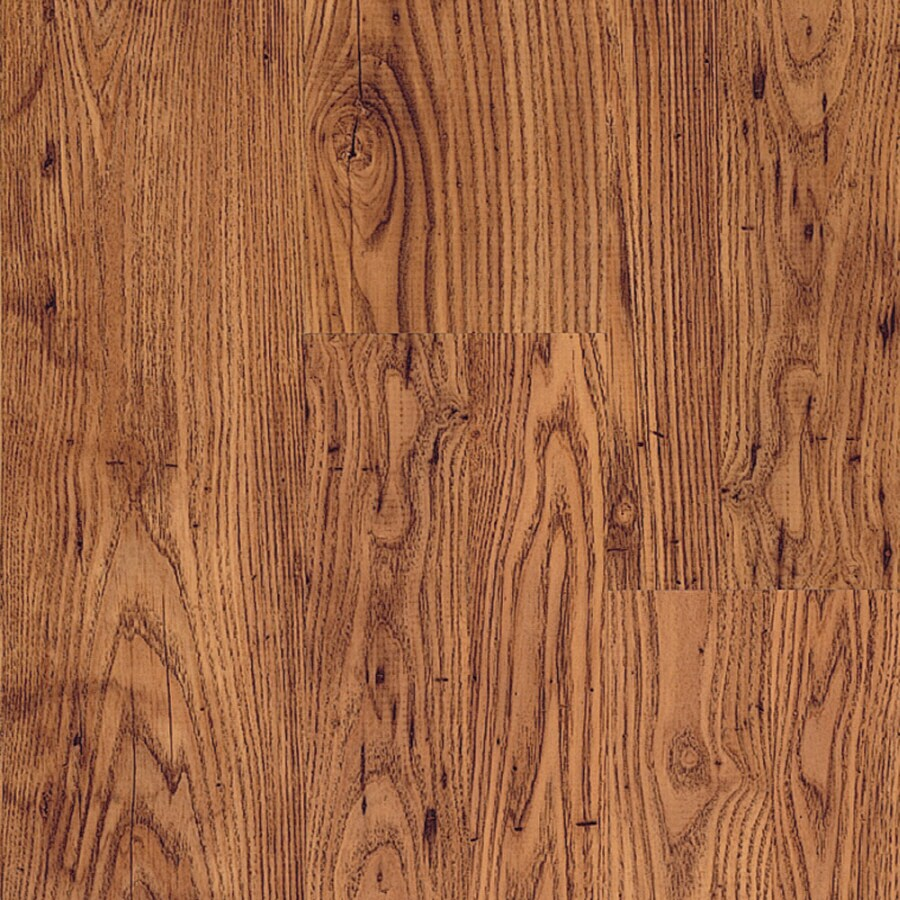 Shop pergo max w x l rustic chestnut for Pergo laminate flooring
