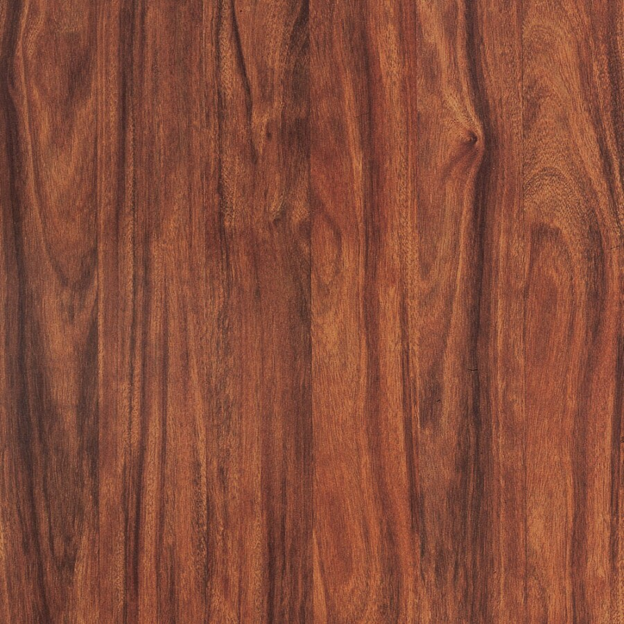 Pergo Max 7.61-in W x 3.96-ft L Brazilian Cherry Wood Plank Laminate Flooring