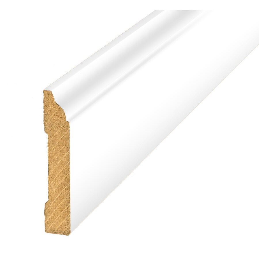 SimpleSolutions 3.3-in x 94.48-in Inspiration Base Floor Moulding