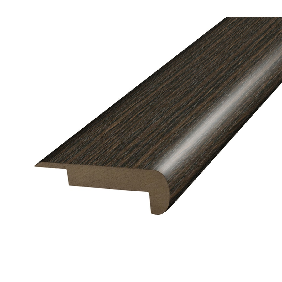 SimpleSolutions 2.375-in x 78.7-in Saddle Pine Stair Nose Floor Moulding