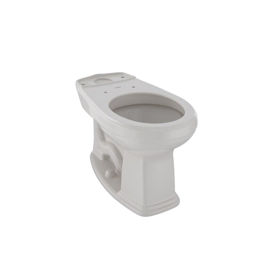 TOTO Promenade Chair Height Sedona Beige 12 Rough-In Round Toilet Bowl
