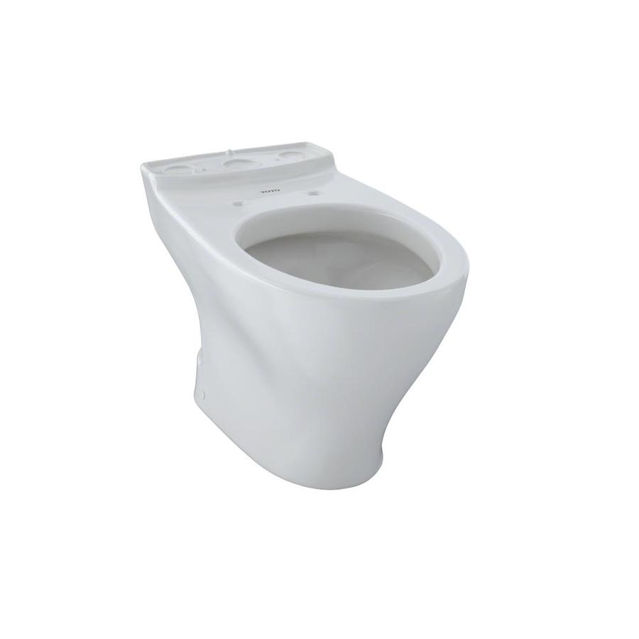 TOTO Aquia II Standard Height Colonial White 12 Rough-In Elongated Toilet Bowl