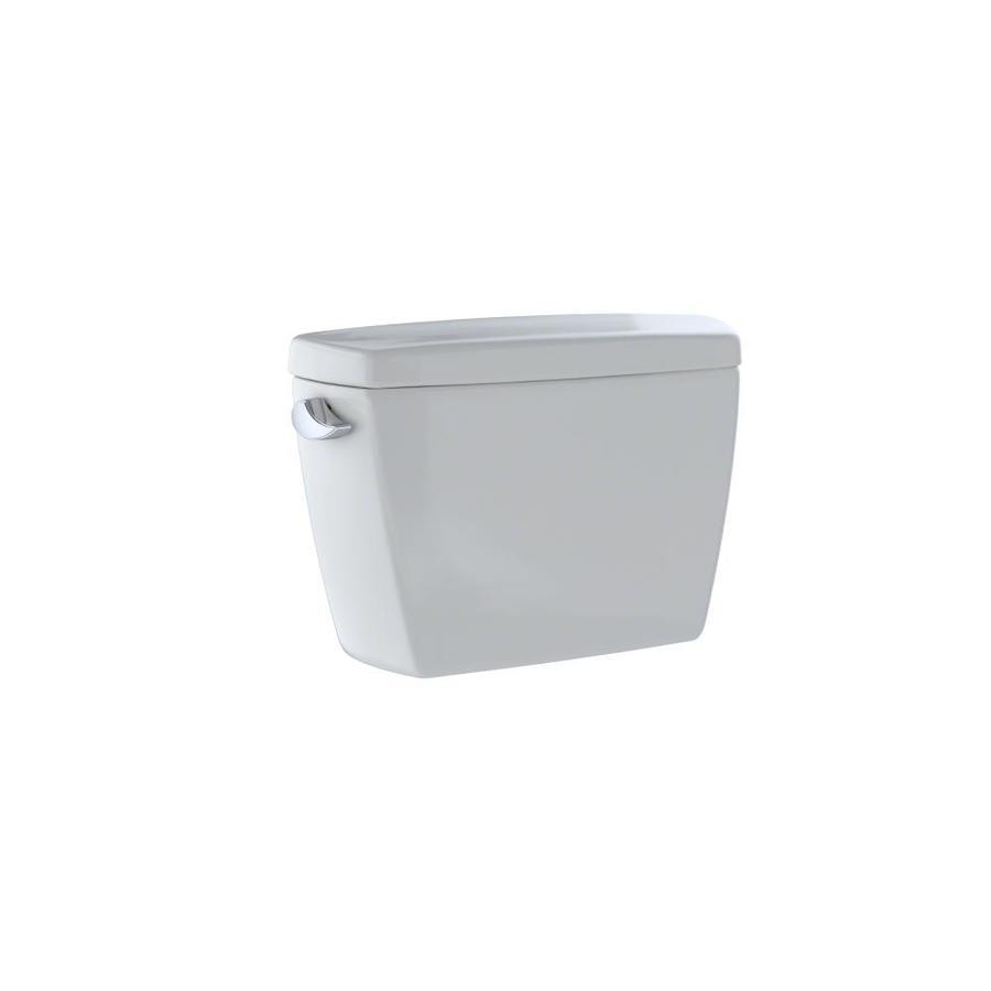 TOTO Drake Colonial White 1.28-GPF (4.85-LPF) 12 Rough-In Single-Flush High-Efficiency Toilet Tank