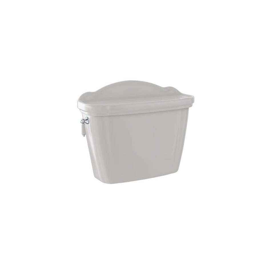 TOTO Whitney Sedona Beige 1.28-GPF (4.85-LPF) 12 Rough-In Single-Flush High-Efficiency Toilet Tank