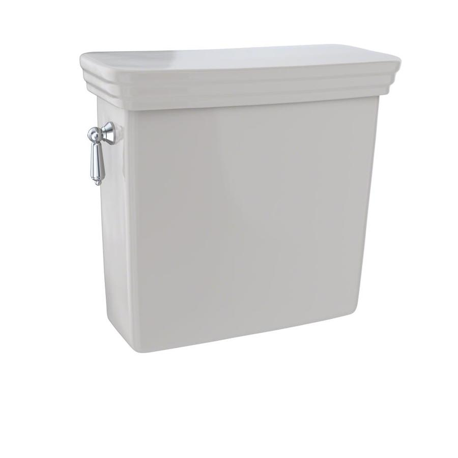 TOTO Promenade Sedona Beige 1.28-GPF (4.85-LPF) 12 Rough-In Single-Flush High-Efficiency Toilet Tank