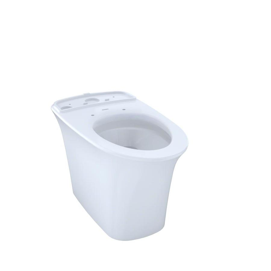 TOTO Maris Chair Height Cotton White 12 Rough-In Elongated Toilet Bowl