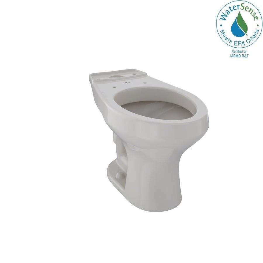 TOTO Rowan Chair Height Sedona Beige 12 Rough-In Elongated Toilet Bowl