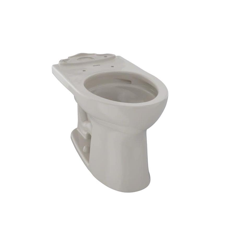 TOTO Drake II Chair Height Bone 12 Rough-In Elongated Toilet Bowl