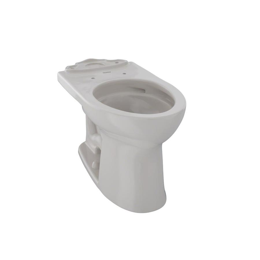 TOTO Drake II Chair Height Sedona Beige 12 Rough-In Elongated Toilet Bowl