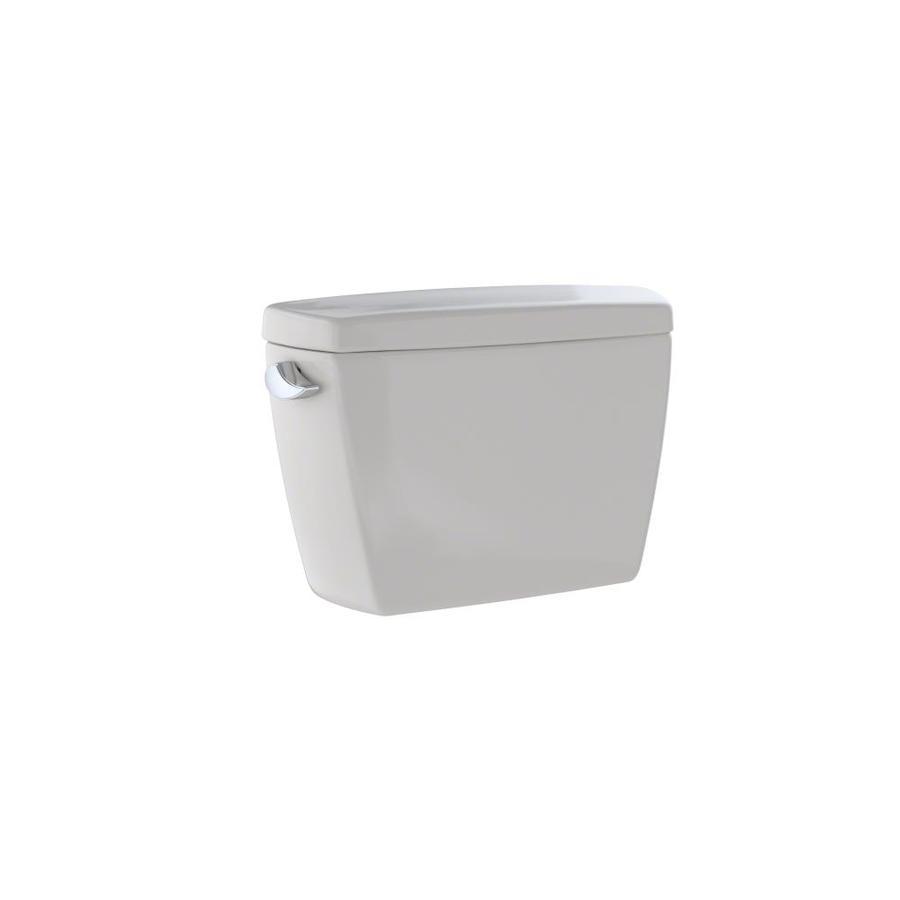 TOTO Drake Sedona Beige 1.28-GPF (4.85-LPF) 12 Rough-In Single-Flush High-Efficiency Toilet Tank