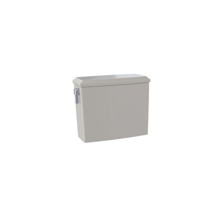 TOTO Connelly Bone 1.6; 0.9-GPF (6.06; 3.41-LPF) 12 Rough-In Dual-Flush High-Efficiency Toilet Tank