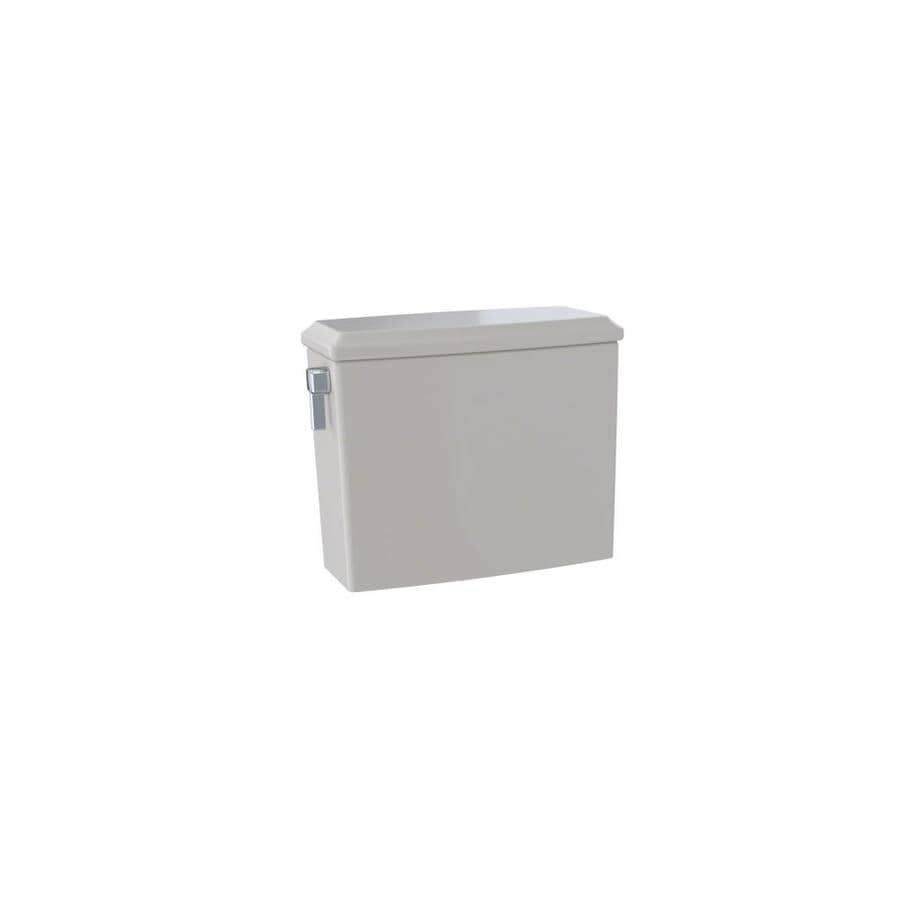 TOTO Connelly Sedona Beige 1.6; 0.9-GPF (6.06; 3.41-LPF) 12 Rough-In Dual-Flush High-Efficiency Toilet Tank