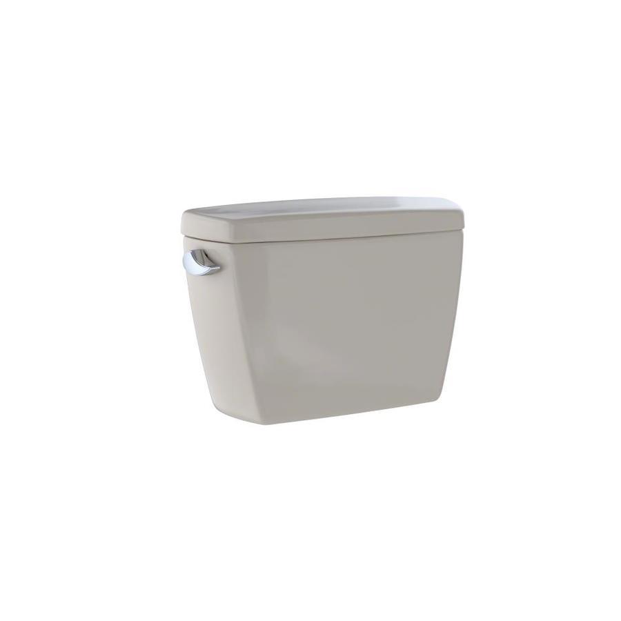 TOTO Drake Bone 1.6-GPF (6.06-LPF) 12 Rough-In Single-Flush High-Efficiency Toilet Tank