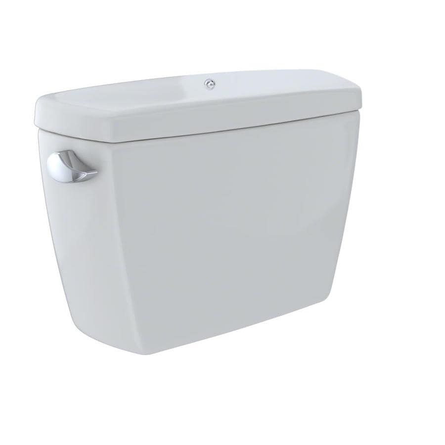 TOTO Drake Colonial White 1.6-GPF (6.06-LPF) 12 Rough-In Single-Flush High-Efficiency Toilet Tank