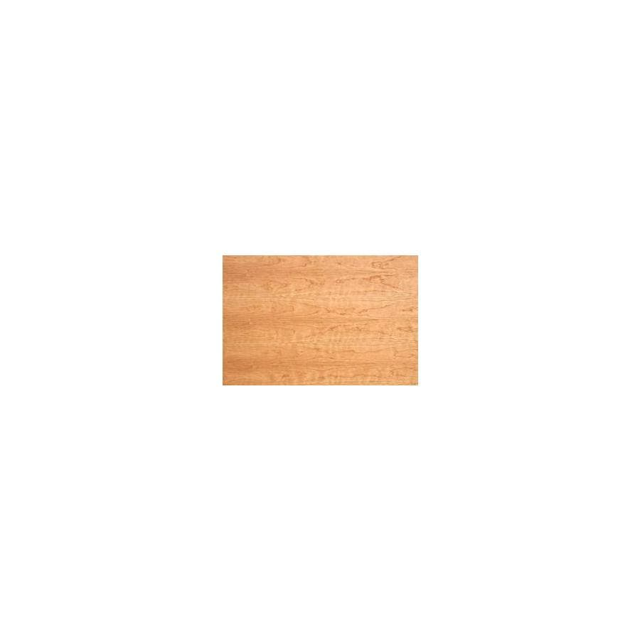 Top Choice Cherry Plywood (Common: 1/4-in x 4-ft x 8-ft; Actual: 0.25-in x 48-in x 96-in)