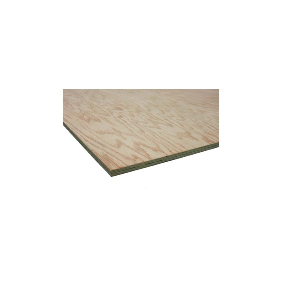 Top Choice Oak Plywood (Actual: 0.703-in)