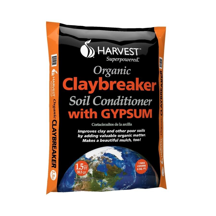 HARVEST 25-lb Organic Soil Conditioner