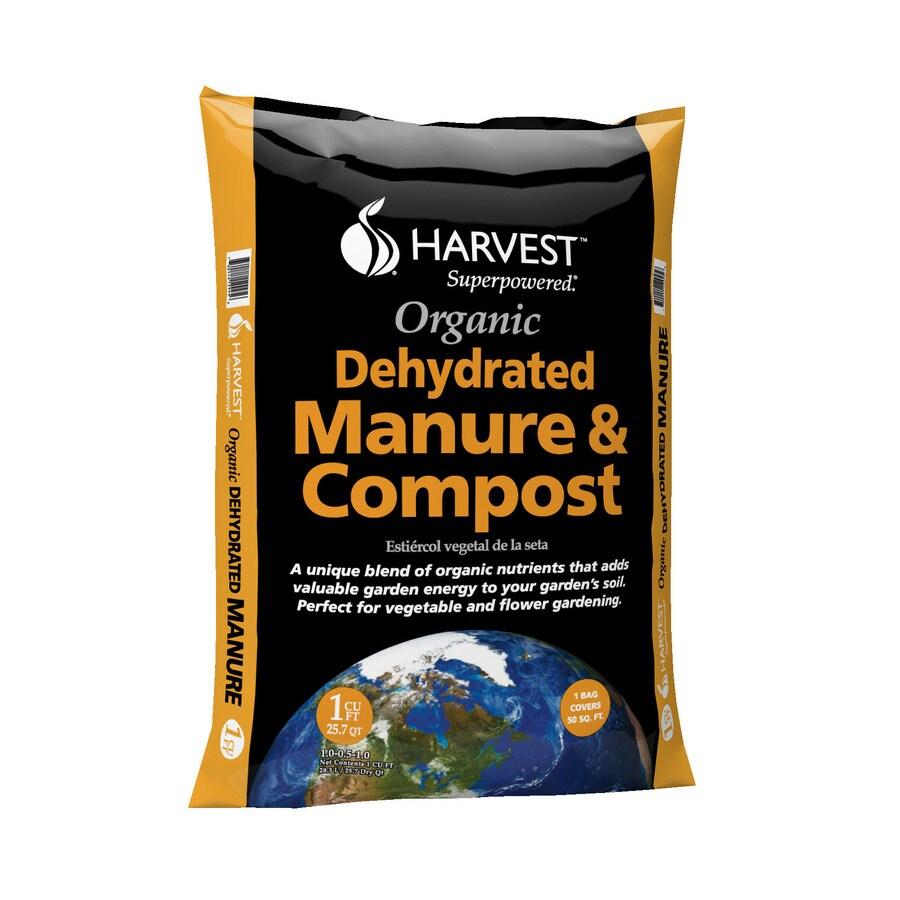 HARVEST 1-cu ft Organic Compost