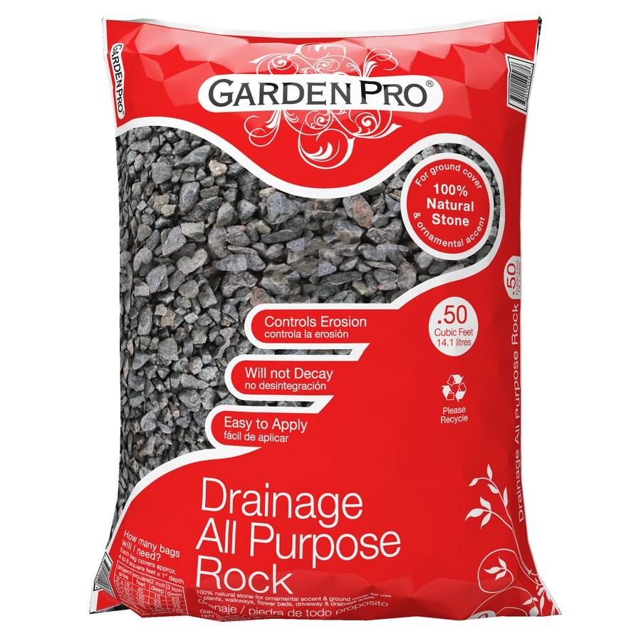 GARDEN PRO 0.5 cu ft Drainage Rock