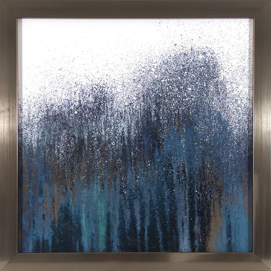 24-in W x 24-in H Abstract Prints Wall Art