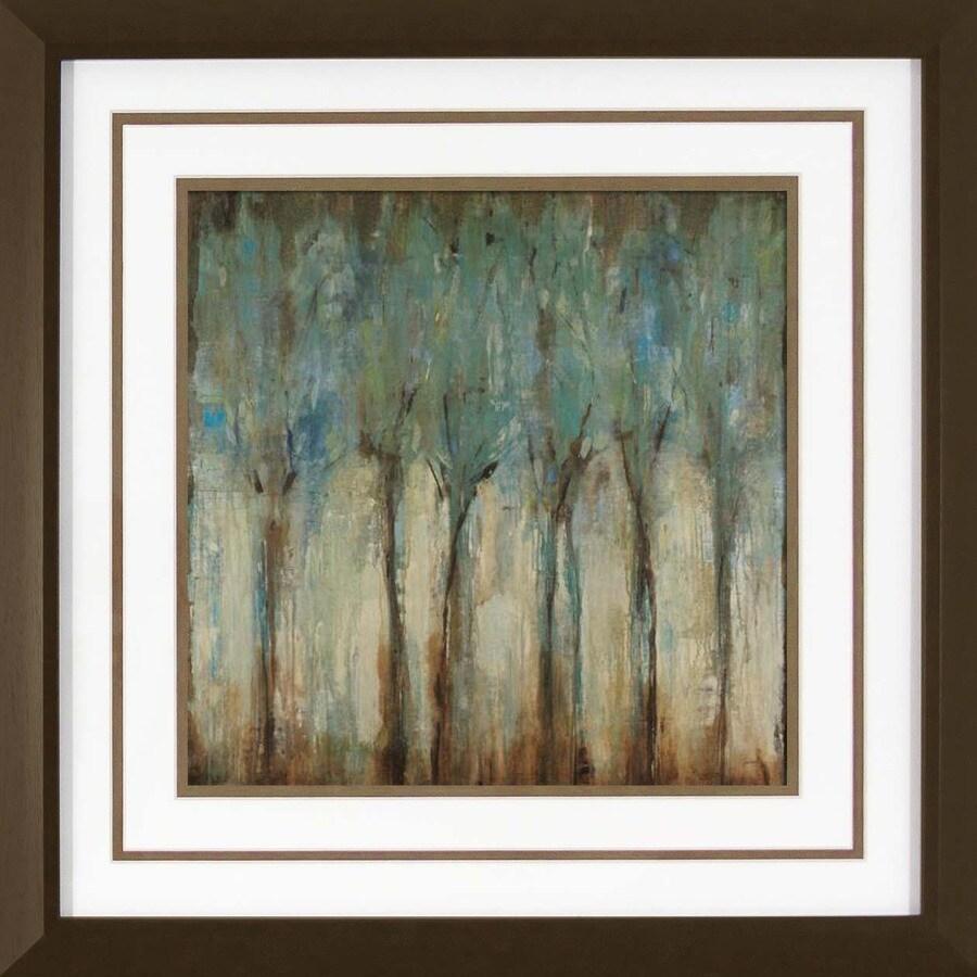 19-in W x 19-in H Framed Landscapes Wall Art