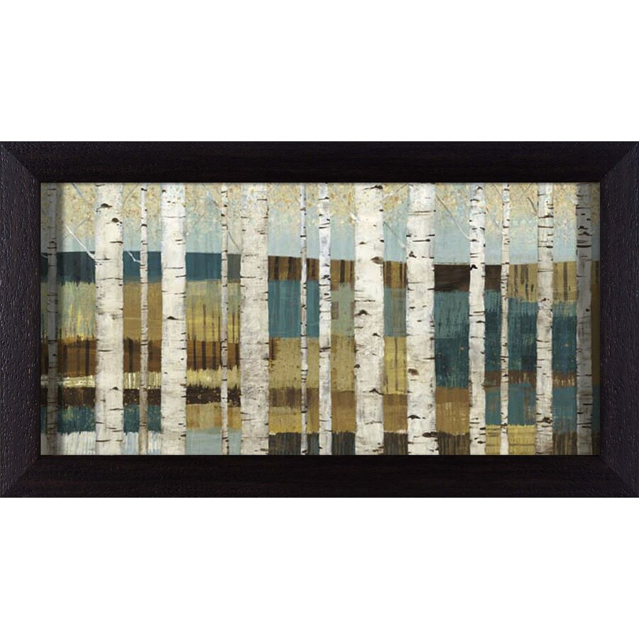 28.5-in W x 16.5-in H Framed Landscapes Wall Art