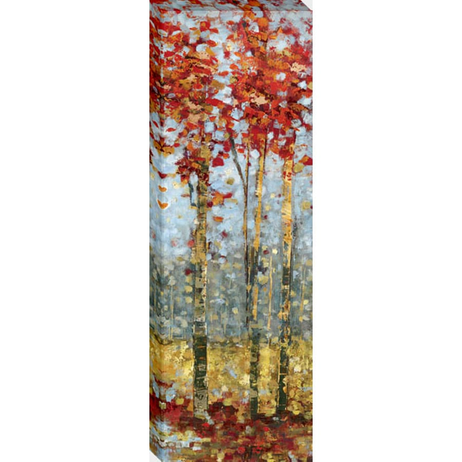 14-in W x 37-in H Canvas Landscapes Wall Art