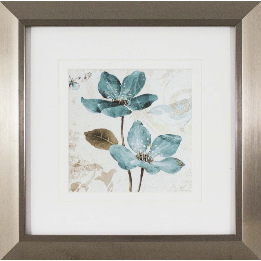 12-in W x 12-in H Floral Prints Wall Art