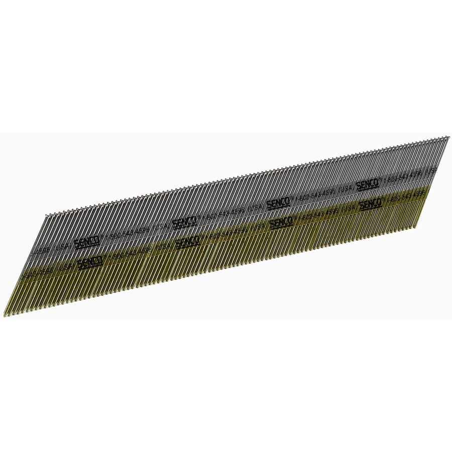 SENCO 3,000-Count 15-Gauge 2.5-in Galvanized/Coated Finish Nail
