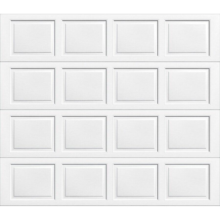 Wayne-Dalton 9100 Series 96-in x 84-in Insulated Single Garage Door