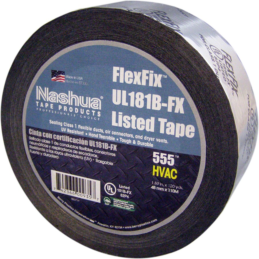 Nashua 1.89-in x 360-ft Metallic Tape