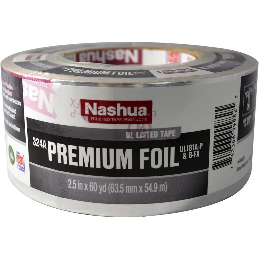 Nashua 2.5-in x 180-ft Foil Tape